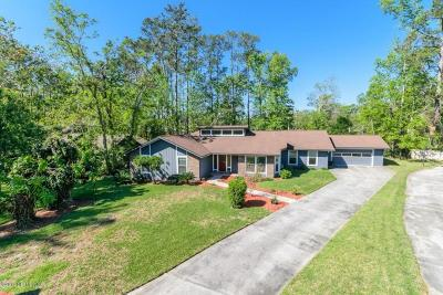 Jacksonville Single Family Home For Sale: 3452 Secret Cove Pl
