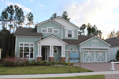 St Johns Single Family Home For Sale: 161 Lakeview Pass Way