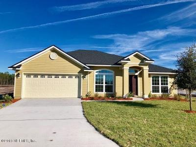 Jacksonville Single Family Home For Sale: 1801 Boston Commons Way