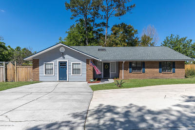 Duval County Single Family Home Auction: 1463 Baylor Ln