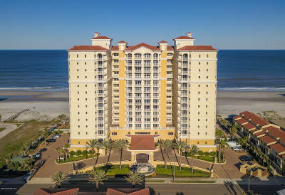 Jacksonville Beach Condo For Sale: 1031 1st St #PH02