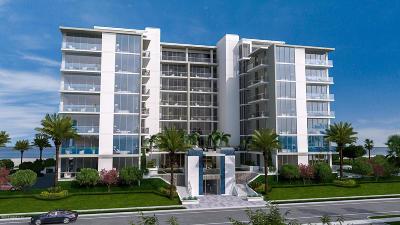 Atlantic Beach, Jacksonville Beach, Neptune Beach Condo For Sale: 1401 1st St S #805