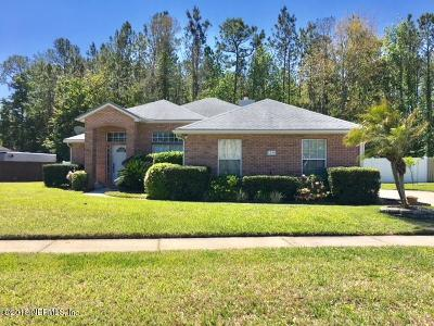 Duval County Single Family Home For Sale: 5198 Derby Forest Dr N
