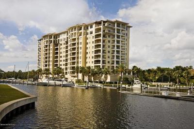 Duval County Condo For Sale: 14402 Marina San Pablo Pl #404