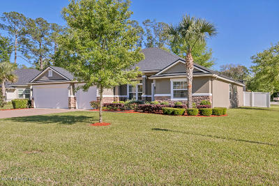 Duval County Single Family Home For Sale: 12247 Lady Brook Ct