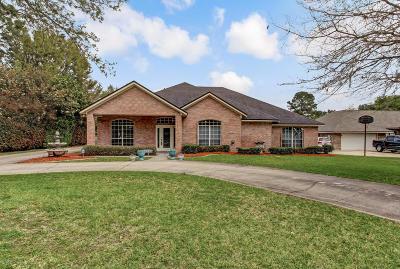 Jacksonville Single Family Home For Sale: 1093 Pebble Ridge Dr