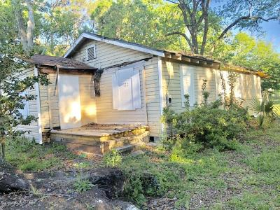 Duval County Single Family Home For Sale: 3435 Columbus Ave