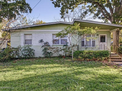 Duval County Single Family Home For Sale: 4588 Appleton Ave
