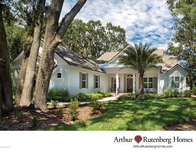 St Augustine Single Family Home For Sale: 153 Costa Blanca Rd