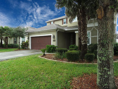 Jacksonville Single Family Home For Sale: 11646 Wynnfield Lakes Cir