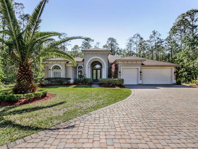 Ponte Vedra Single Family Home For Sale: 55 Topsail Dr