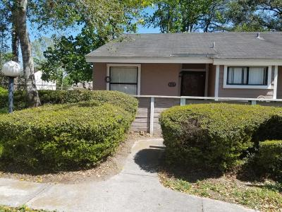 Jacksonville Townhouse For Sale: 8327 Westover Ct