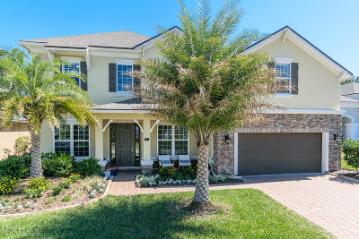 Ponte Vedra Single Family Home For Sale: 359 Portsmouth Bay Ave