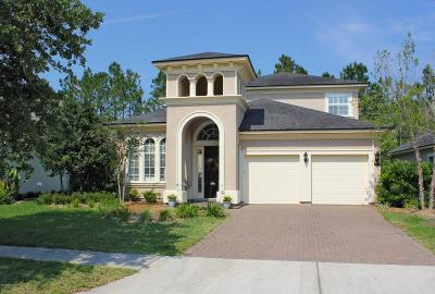 Ponte Vedra Single Family Home For Sale: 355 Cape May Ave