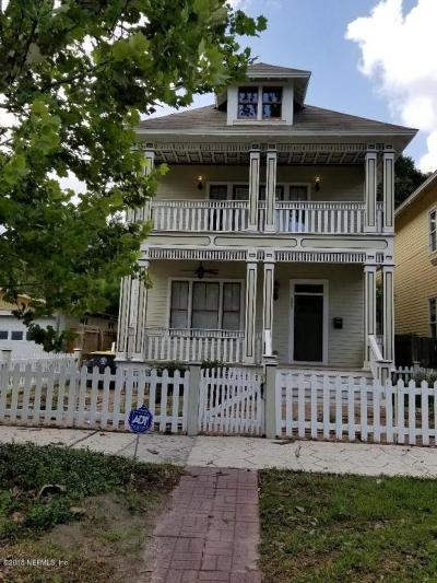 Jacksonville Single Family Home For Sale: 327 E 5th St