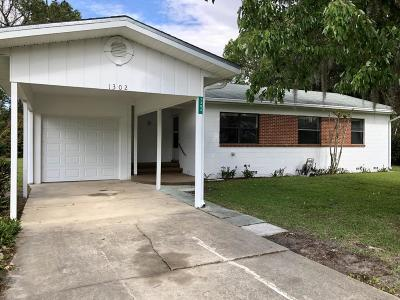 Starke Single Family Home For Sale: 1302 W Pratt St