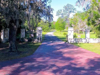 Jacksonville Residential Lots & Land For Sale: 13224 Mandarin Rd