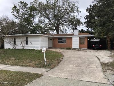 Duval County Single Family Home For Sale: 10791 Kuralei Dr