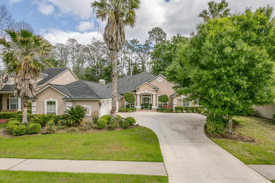 Orange Park Single Family Home For Sale: 1629 Country Walk Dr