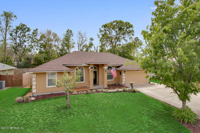 Single Family Home For Sale: 832 Camp Francis Johnson Rd