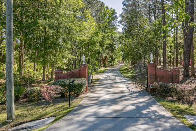 Clay County Single Family Home For Sale: 6093 West Shores Rd