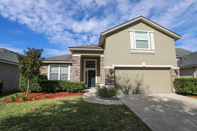 Bartram Springs Single Family Home For Sale: 5997 Wind Cave Ln