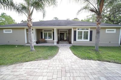 Palm Valley Single Family Home For Sale: 131 S Wilderness Trl