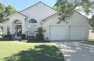 Jacksonville Beach Single Family Home For Sale: 739 Bonaire Cir