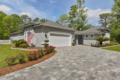 Fleming Island Single Family Home For Sale: 4915 Harvey Grant Rd