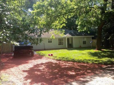 32043 Single Family Home For Sale: 5158 Sweat Rd