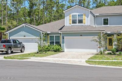 Austin Park, Austin Ranch Ests, Coastal Oaks, Coastal Oaks At Nocatee, Del Webb Ponte Vedra, Greenleaf Preserve, Greenleaf Village, Kelly Pointe, Nocatee Townhouse For Sale: 260 Pindo Palm Dr