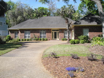 Atlantic Beach Single Family Home For Sale: 251 Oceanforest Dr N