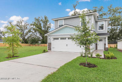 Single Family Home For Sale: 8415 Thor St