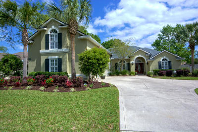 Jacksonville, St Johns Single Family Home For Sale: 704 Bearberry Ct