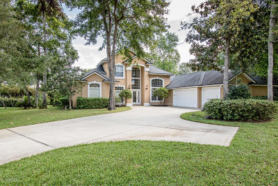 Fleming Island Single Family Home For Sale: 2671 Country Side Dr