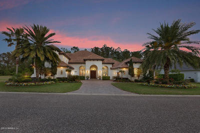 Plantation, The Plantation At Pv Single Family Home For Sale: 145 Muirfield Dr