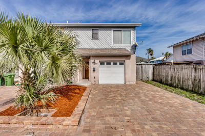 Jacksonville Beach Townhouse Contingent Take Backup: 757 2nd St S