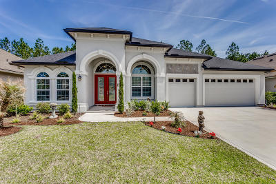 St Johns FL Single Family Home For Sale: $525,000