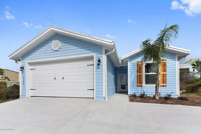 St. Johns County Single Family Home For Sale: 5730 A1a S