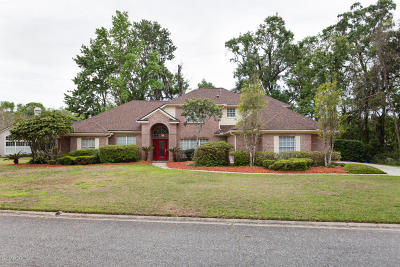 Single Family Home For Sale: 2545 Sterling Oaks Ct