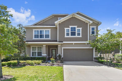 Austin Park, Austin Ranch Ests, Coastal Oaks, Coastal Oaks At Nocatee, Del Webb Ponte Vedra, Greenleaf Preserve, Greenleaf Village, Kelly Pointe, Nocatee Single Family Home For Sale: 109 White Marsh Dr