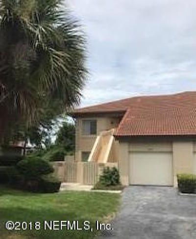 St Augustine Condo For Sale: 3601 Harbor Dr