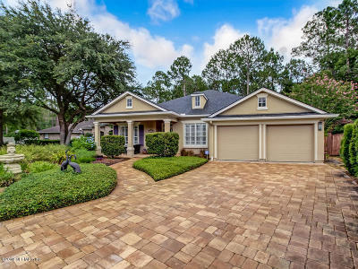 Julington Creek, Julington Creek Plan Single Family Home For Sale: 209 Bell Branch Ln