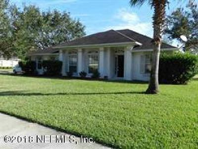 St. Johns County Single Family Home For Sale: 217 Merida Rd