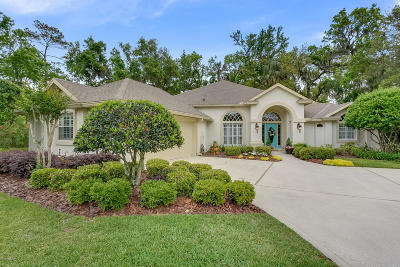Ponte Vedra Beach Single Family Home For Sale: 521 Fresh Pond Rd
