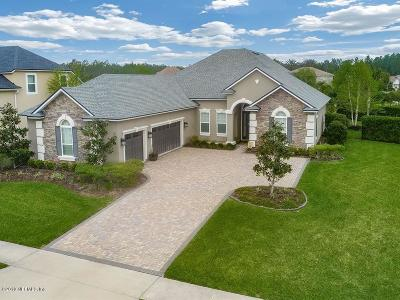 Ponte Vedra Beach FL Single Family Home For Sale: $649,000