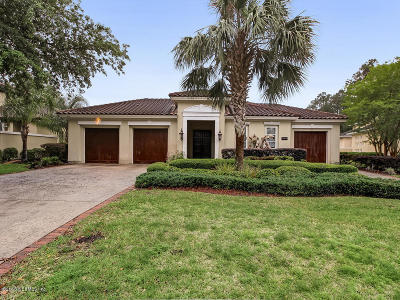Jacksonville Single Family Home For Sale: 13114 Via Roma Ct