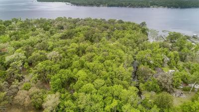 St Johns Residential Lots & Land For Sale: 1345 Fruit Cove Rd N