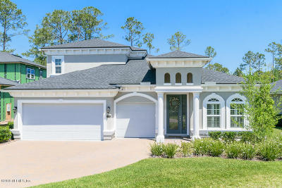 Austin Park, Coastal Oaks, Coastal Oaks At Nocatee, Del Webb Ponte Vedra, Greenleaf Preserve, Greenleaf Village, Kelly Pointe, Nocatee Single Family Home For Sale: 76 Beach Club Ct