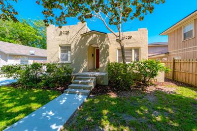 Atlantic Beach Single Family Home For Sale: 113 Seminole Rd